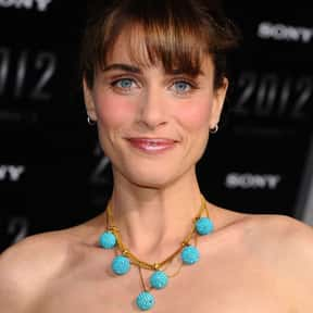 Amanda Peet is listed (or ranked) 5 on the list How I Met Your Mother Cast List