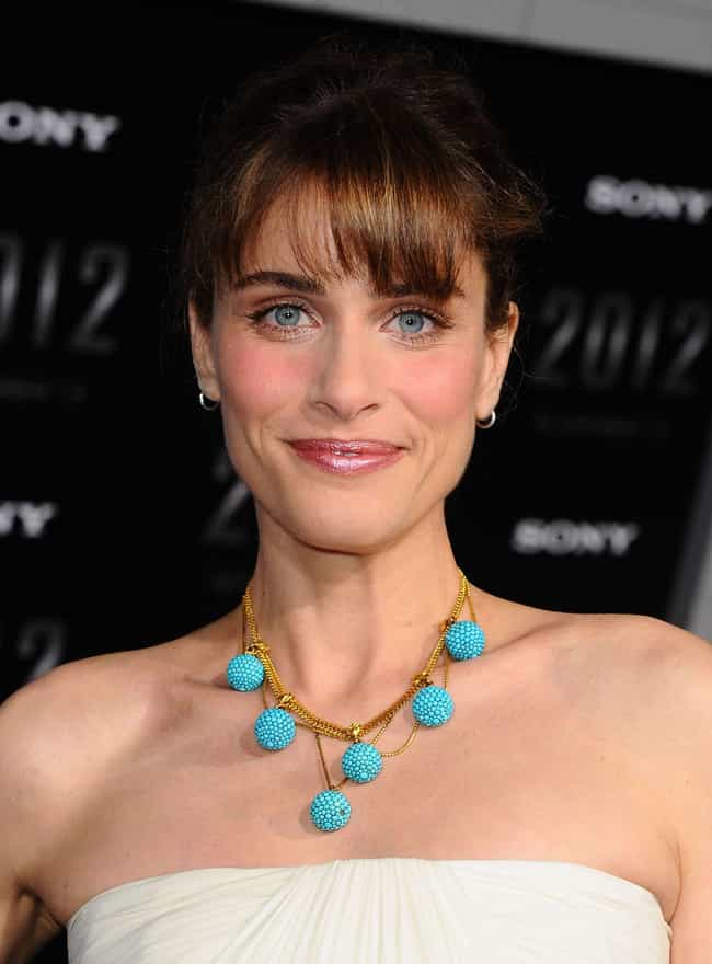 Amanda Peet is listed (or ranked) 2 on the list Famous Friends Seminary Alumni