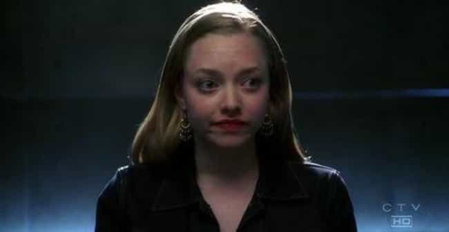 Amanda Seyfried is listed (or ranked) 4 on the list The Greatest Guest Stars to Ever Appear on 'CSI'