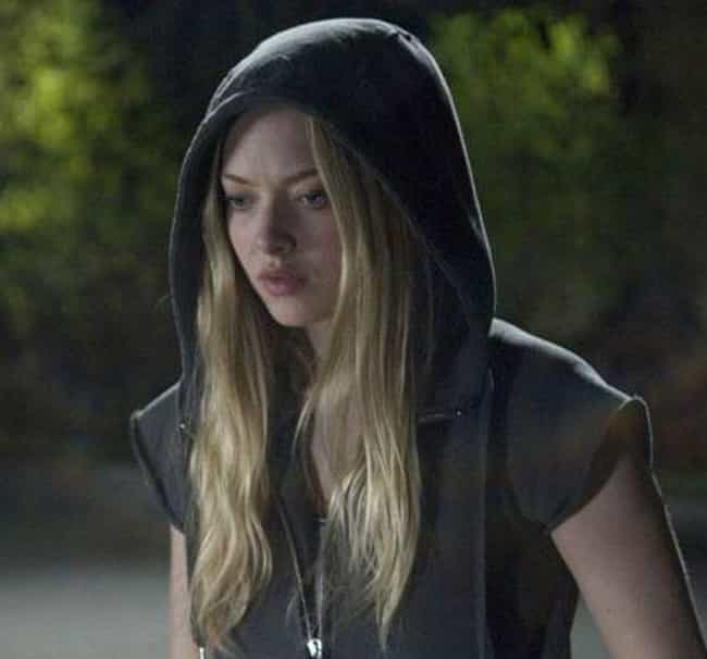 Amanda Seyfried is listed (or ranked) 4 on the list The 20 Sexiest Horror Movie Heroines of All Time