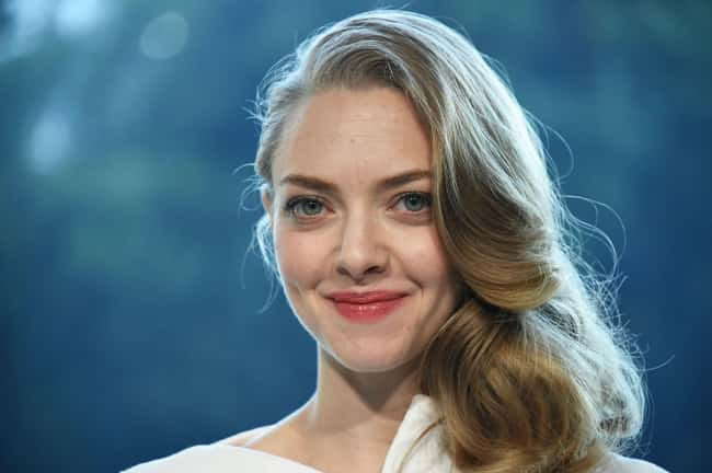 Amanda Seyfried is listed (or ranked) 19 on the list The Most Captivating Celebrity Eyes (Women)