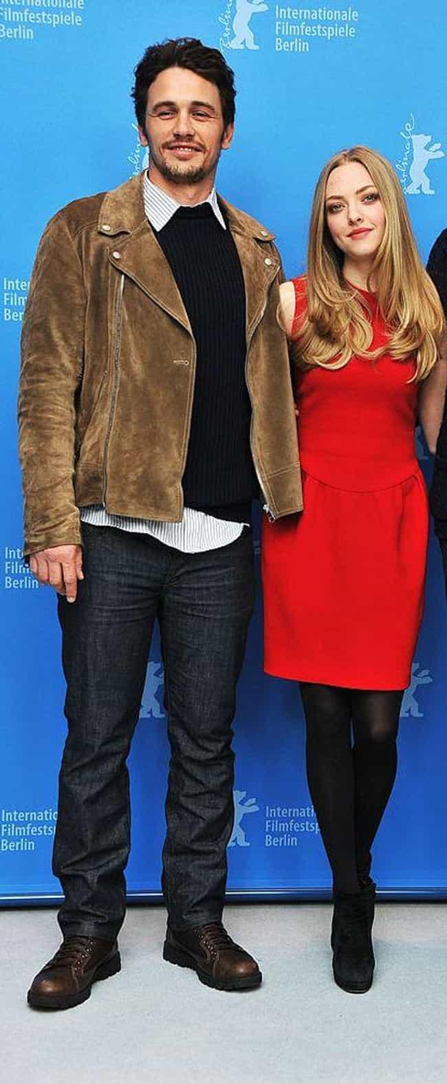James Franco Girlfriend History Delightful who has james franco dated? | list of james franco dating history