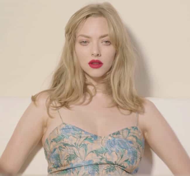 Amanda Seyfried is listed (or ranked) 1 on the list Famous Women Who Look Like Dolls
