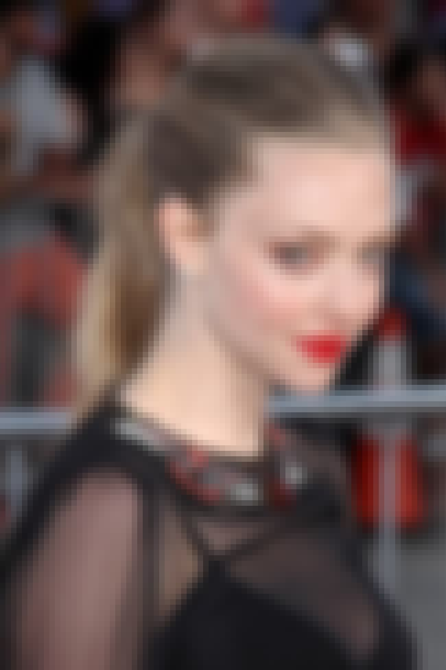 Amanda Seyfried is listed (or ranked) 2 on the list Famous People Born in 1985