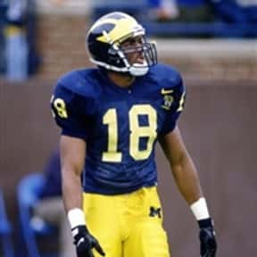 Amani Toomer is listed (or ranked) 20 on the list The Best Michigan Football Players of All Time