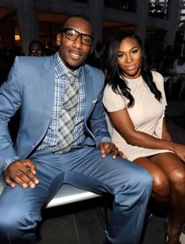 Amar'e Stoudemire is listed (or ranked) 2 on the list Pro Athletes Who Dated Siblings of Other Pro Athletes