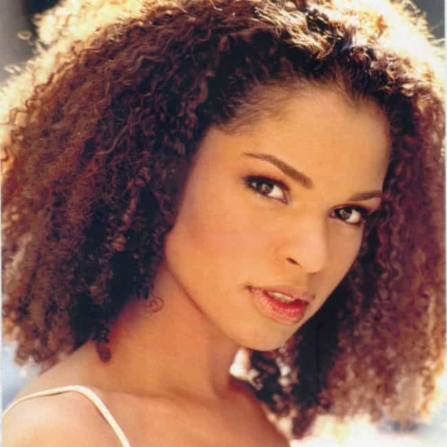 Ambre Anderson is listed (or ranked) 4 on the list Famous African American Models