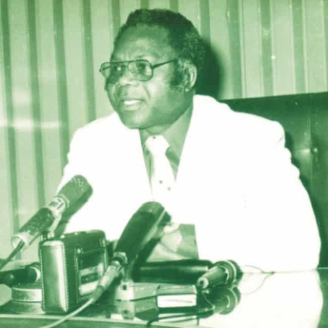 Famous Professors from Nigeria