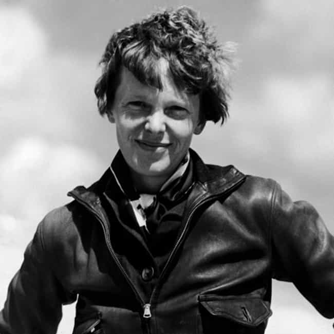 Amelia Earhart is listed (or ranked) 1 on the list People Who Disappeared Mysteriously
