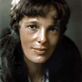 Amelia Earhart is listed (or ranked) 8 on the list Famous Central High School Alumni