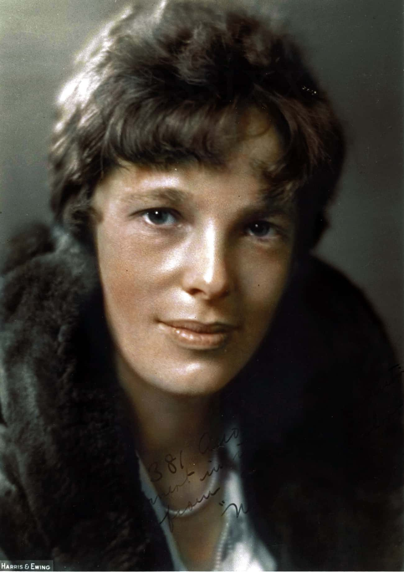 Amelia Earhart is listed (or ranked) 4 on the list The Coolest Female Firsts in History