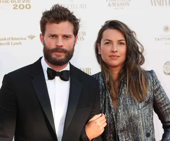 Amelia Warner is listed (or ranked) 1 on the list Jamie Dornan Loves and Hookups