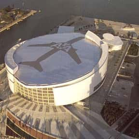 American Airlines Arena is listed (or ranked) 11 on the list The Best NBA Arenas