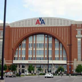 American Airlines Center is listed (or ranked) 19 on the list The Best NBA Arenas