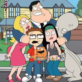 American Dad! is listed (or ranked) 17 on the list The Best Current Animated Series