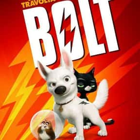 Bolt is listed (or ranked) 12 on the list The Best Cat Movies