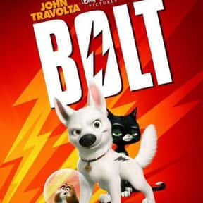 Bolt is listed (or ranked) 10 on the list The Greatest Dog Movies Of All Time