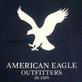 American Eagle Outfitters is listed (or ranked) 10 on the list The Best American Clothing Brands