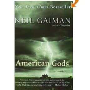 American Gods is listed (or ranked) 17 on the list NPR's Top 100 Science Fiction & Fantasy Books