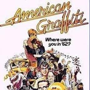 American Graffiti is listed (or ranked) 21 on the list The Greatest Soundtracks of All Time