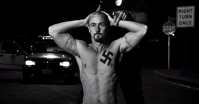 American History X is listed (or ranked) 4 on the list Behind the Scenes Feuds That Changed the Direction of Movies