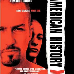 American History X is listed (or ranked) 5 on the list The Best Cerebral Crime Movies, Ranked