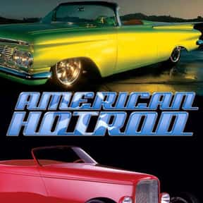 American Hot Rod is listed (or ranked) 15 on the list The Best Car TV Shows