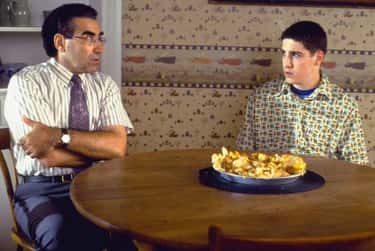 American Pie is listed (or ranked) 2 on the list Movies That '90s Kids Saw WAY Too Young
