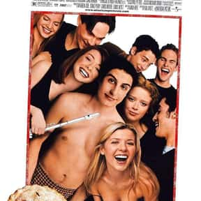 American Pie is listed (or ranked) 12 on the list The Best Romance Movies Rated R