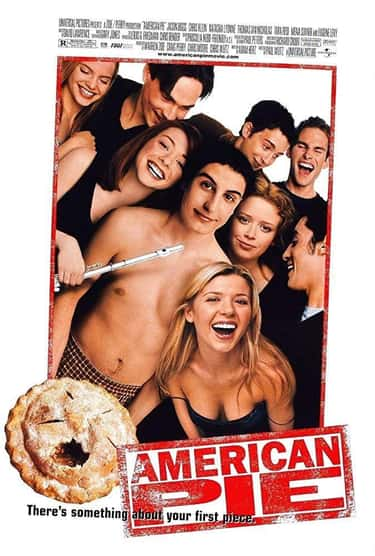 American Pie is listed (or ranked) 1 on the list Every 'American Pie' Movie, Ranked by Hilarity