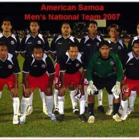 American Samoa national association football team