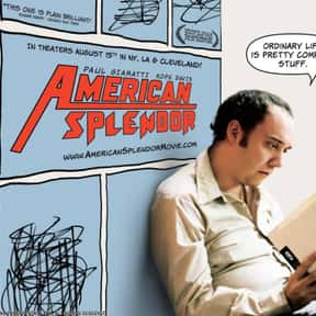 American Splendor is listed (or ranked) 10 on the list The Best Movies for Artists to Watch