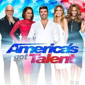 America's Got Talent is listed (or ranked) 4 on the list The Best Reality Shows Currently on TV