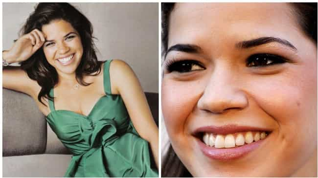 America Ferrera is listed (or ranked) 7 on the list Celebs Who Insured Body Parts