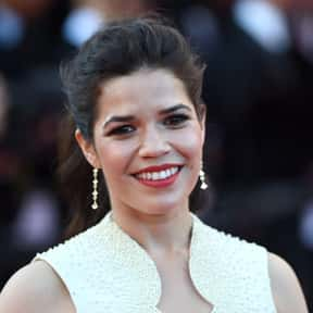 America Ferrera is listed (or ranked) 1 on the list Full Cast of Under The Same Moon Actors/Actresses