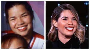America Ferrera Stars In 'Supe is listed (or ranked) 1 on the list The Cast Of 'Gotta Kick It Up!': Where Are They Now?