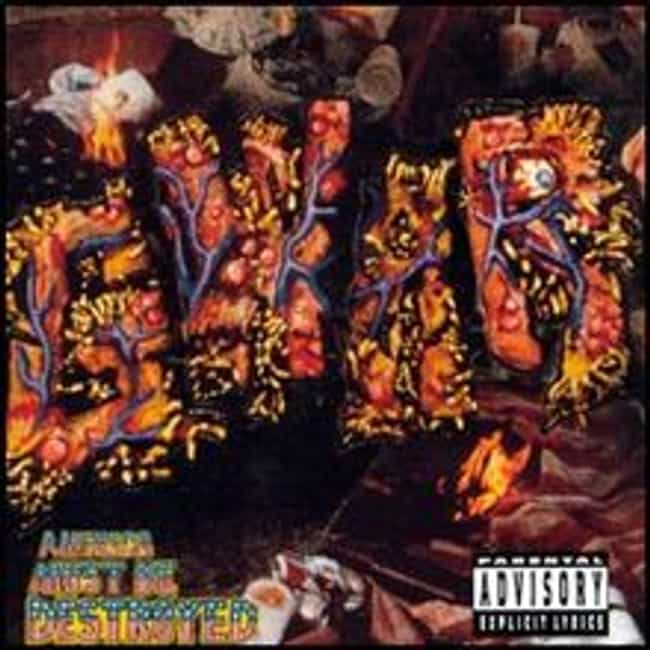 America Must Be Destroyed is listed (or ranked) 2 on the list The Best GWAR Albums of All Time
