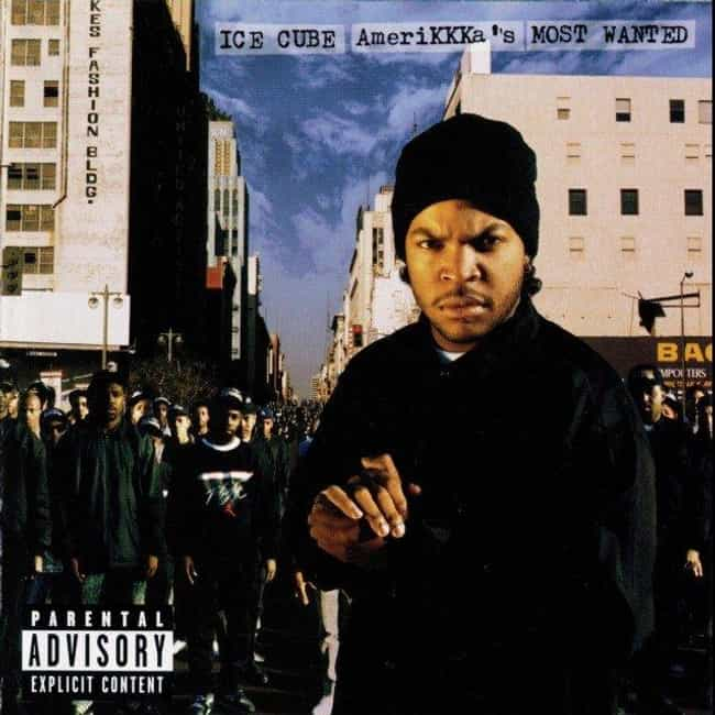 AmeriKKKa's Most Wanted is listed (or ranked) 2 on the list The Best Ice Cube Albums of All Time