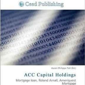 ACC Capital Holdings is listed (or ranked) 5 on the list Companies Headquartered in California