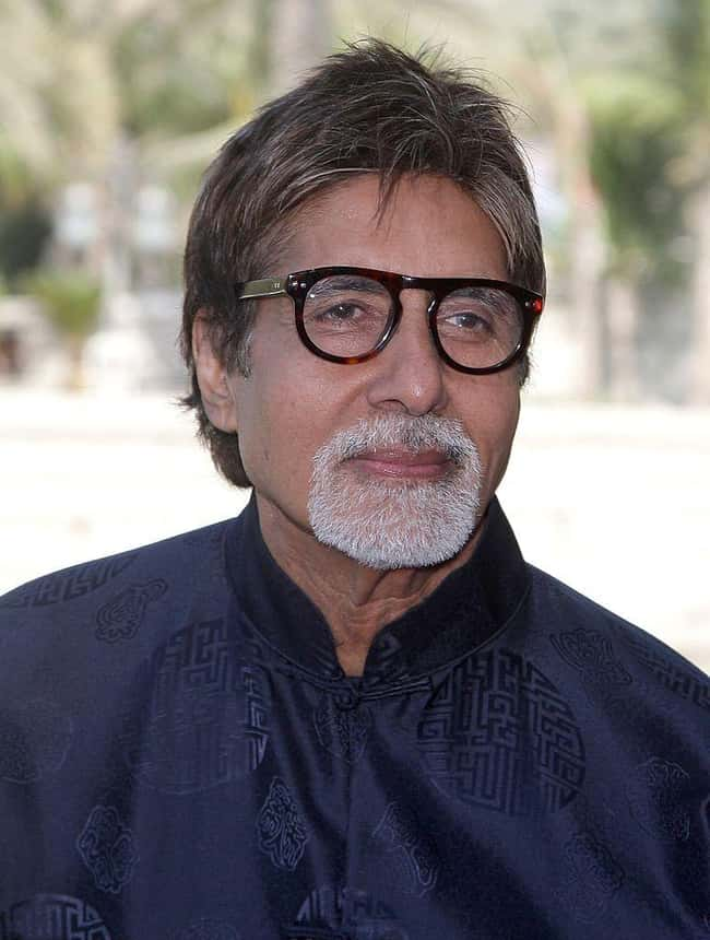 Amitabh Bachchan is listed (or ranked) 18 on the list Celebrities You Didn't Know Have Vitiligo