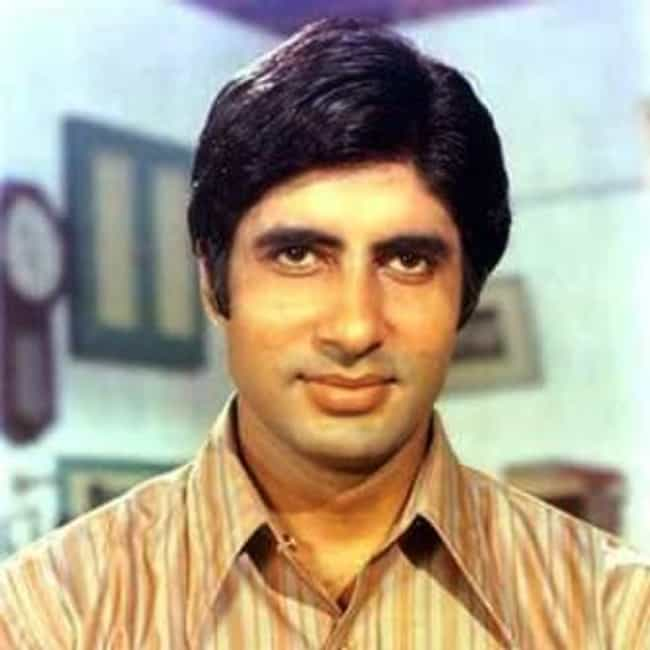 Amitabh Bachchan is listed (or ranked) 1 on the list Famous People who Majored in Art