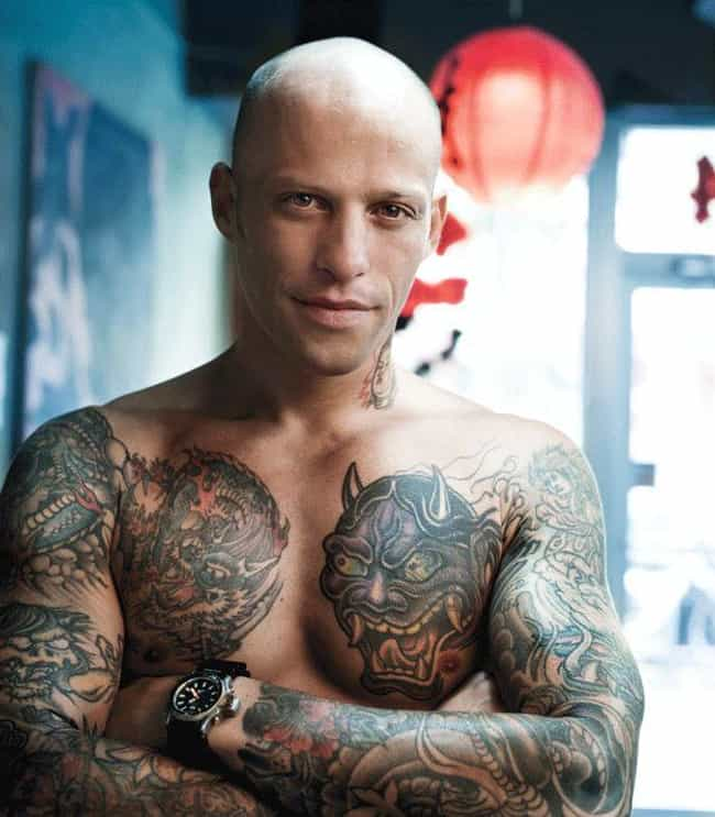Ami James is listed (or ranked) 2 on the list Famous Male Tattoo Artists