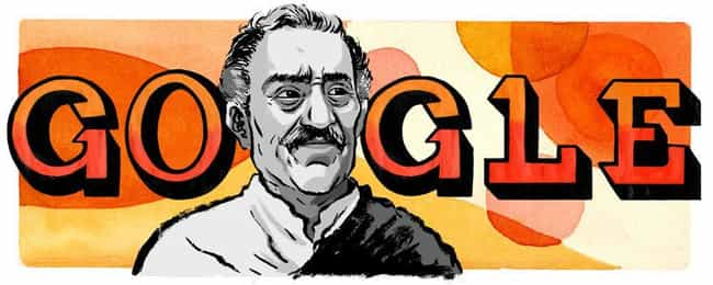 Amrish Puri is listed (or ranked) 1183 on the list Every Person Who Has Been Immortalized in a Google Doodle