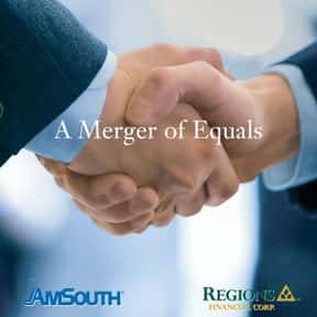AmSouth Bancorporation is listed (or ranked) 10 on the list Companies Headquartered in Alabama