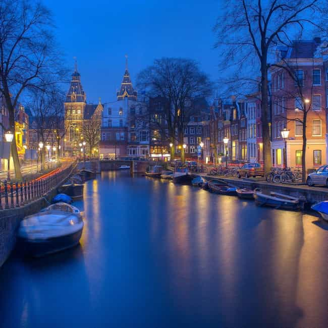Amsterdam is listed (or ranked) 4 on the list The Top Travel Destinations in the World