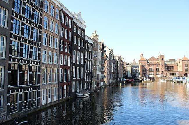Amsterdam is listed (or ranked) 4 on the list Cities You Most Want To Visit