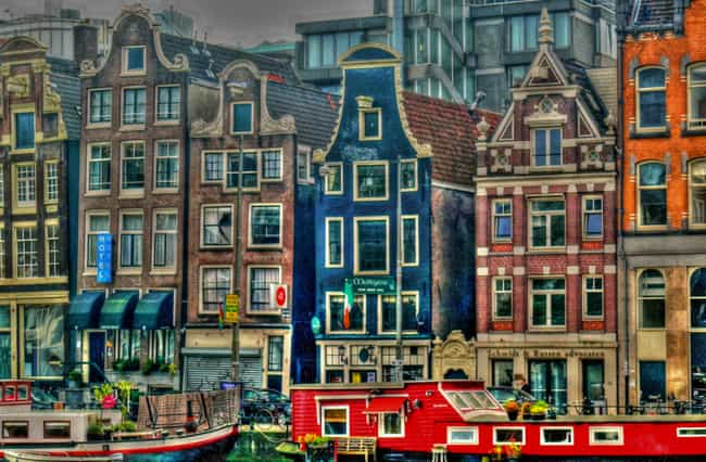 Amsterdam is listed (or ranked) 1 on the list What Cities Are Best For You, Based On Your Zodiac Sign?