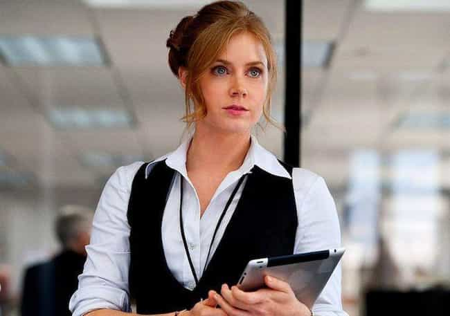 Amy Adams is listed (or ranked) 3 on the list The Most Beautiful Redhead Actresses
