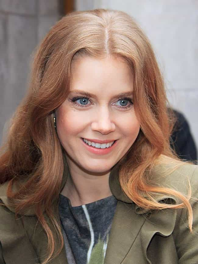 Amy Adams is listed (or ranked) 1 on the list 22 Celebrities who Left the Mormon Church