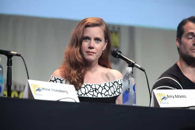 Amy Adams is listed (or ranked) 2 on the list 20 Celebrities with Gay Parents
